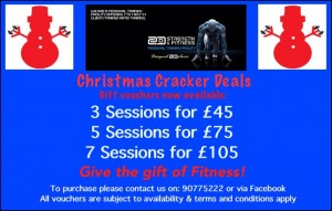 Give the gift of Fitness this Christmas